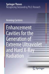 Cover Enhancement Cavities for the Generation of Extreme Ultraviolet and Hard X-Ray Radiation
