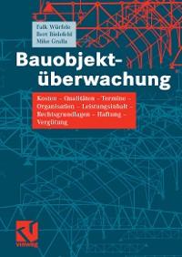 Cover Bauobjektüberwachung