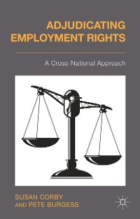 Cover Adjudicating Employment Rights