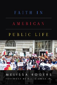 Cover Faith in American Public Life