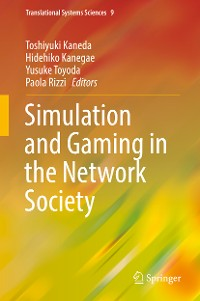 Cover Simulation and Gaming in the Network Society