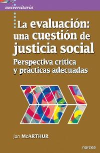 Cover La evaluación: una cuestión de justicia social
