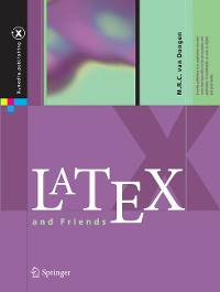 Cover LaTeX and Friends