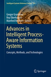 Cover Advances in Intelligent Process-Aware Information Systems