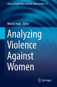 Cover Analyzing Violence Against Women
