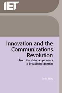 Cover Innovation and the Communications Revolution