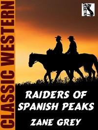 Cover Raiders of Spanish Peaks