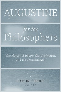 Cover Augustine for the Philosophers