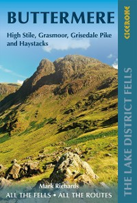 Cover Walking the Lake District Fells - Buttermere