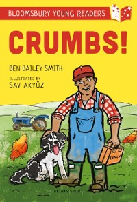 Cover Crumbs! A Bloomsbury Young Reader