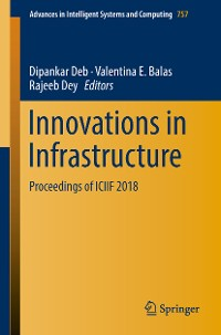 Cover Innovations in Infrastructure