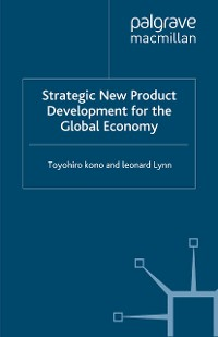 Cover Strategic New Product Development for the Global Economy