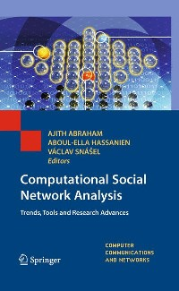 Cover Computational Social Network Analysis
