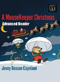 Cover A MouseKeeper Christmas