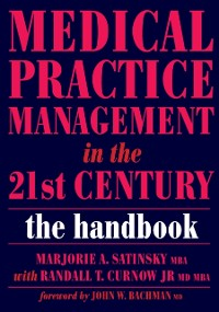 Cover Medical Practice Management in the 21st Century