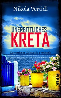 Cover Unerbittliches Kreta