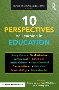 Cover 10 Perspectives on Learning in Education