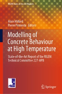 Cover Modelling of Concrete Behaviour at High Temperature