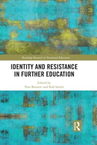 Cover Identity and Resistance in Further Education