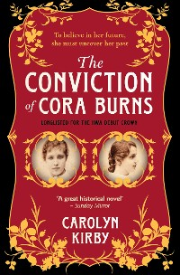 Cover The Conviction of Cora Burns