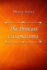 Cover The Princess Casamassima