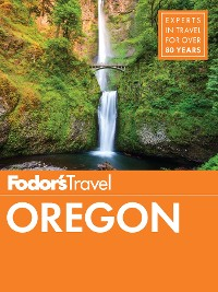 Cover Fodor's Oregon