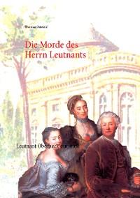 Cover Die Morde des Herrn Leutnants