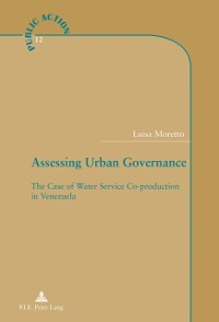 Cover Assessing Urban Governance