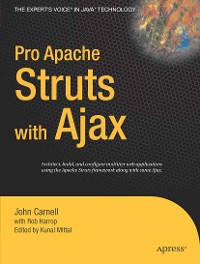 Cover Pro Apache Struts with Ajax
