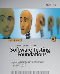 Cover Software Testing Foundations, 5th Edition