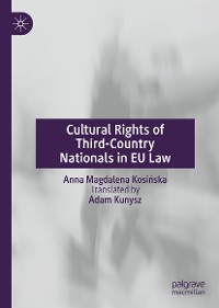 Cover Cultural Rights of Third-Country Nationals in EU Law