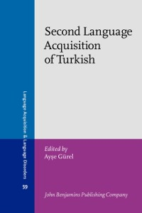 Cover Second Language Acquisition of Turkish