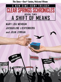 Cover A Shift of Means: A Sime~Gen® Novel