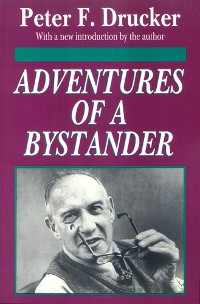 Cover Adventures of a Bystander
