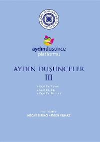 Cover AYDIN DÜŞÜNCELER III