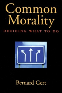 Cover Common Morality