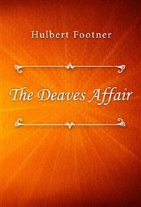 Cover The Deaves Affair