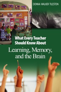 Cover What Every Teacher Should Know About Learning, Memory, and the Brain