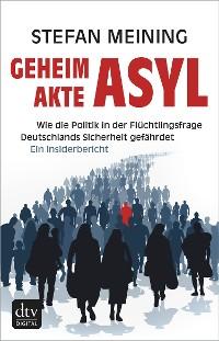 Cover Geheimakte Asyl