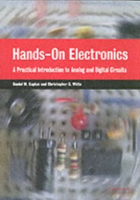 Cover Hands-On Electronics