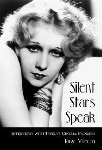Cover Silent Stars Speak