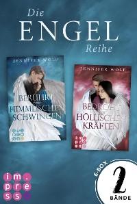 Cover Sammelband der romantischen Engel-Fantasyserie   (Die Engel-Reihe)