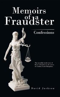 Cover Memoirs of a Fraudster