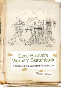 Cover Gene Basset's Vietnam Sketchbook