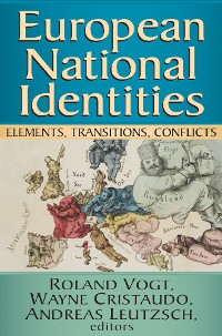 Cover European National Identities