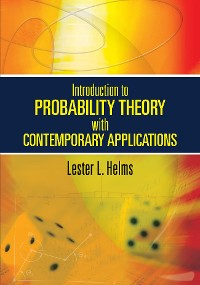 Cover Introduction to Probability Theory with Contemporary Applications
