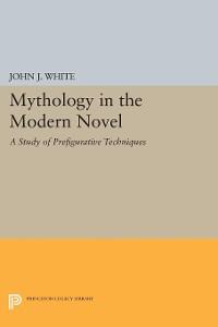Cover Mythology in the Modern Novel