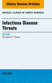 Cover Infectious Disease Threats, An Issue of Medical Clinics, E-Book