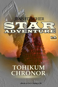 Cover TOHIKUM-Chronor (STAR ADVENTURE 14)