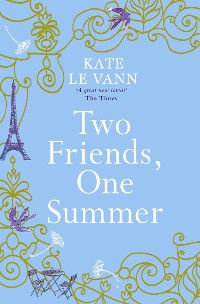 Cover Two Friends, One Summer